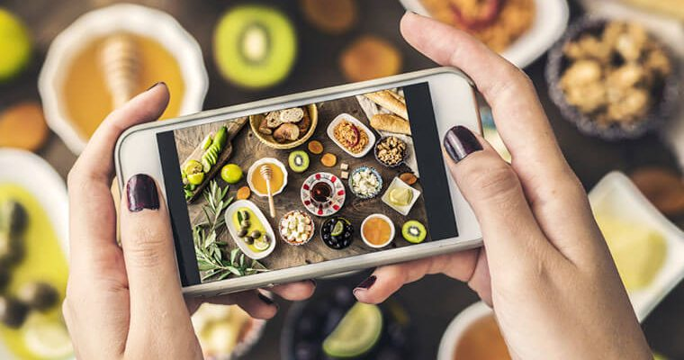 Tips for Tempting iPhone Food Photography